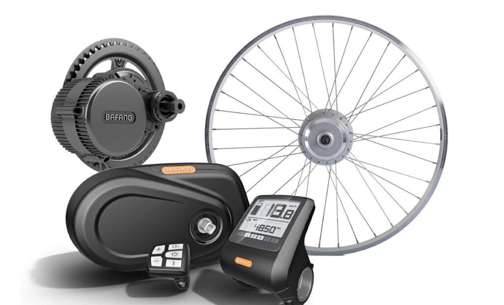 kit per trasformare bici in ebike